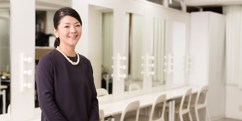 アトリエはるか 創業者 西原良子さん/OLから起業し、54店舗に拡大。3人の子を持つ女性創業者が考える ママが働きやすい職場とは?