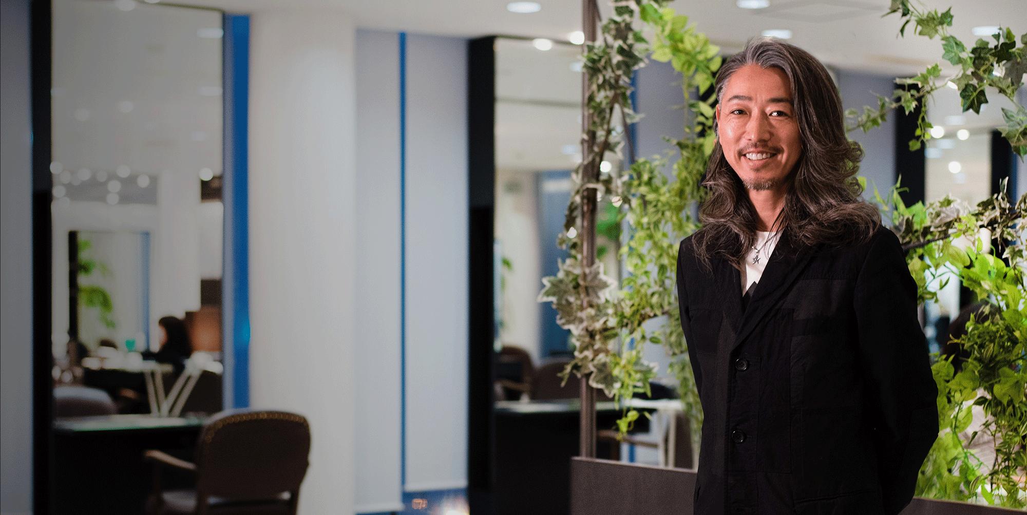 スニップス 由藤秀樹さん/新潟から日本の美容を盛り上げることを使命に。