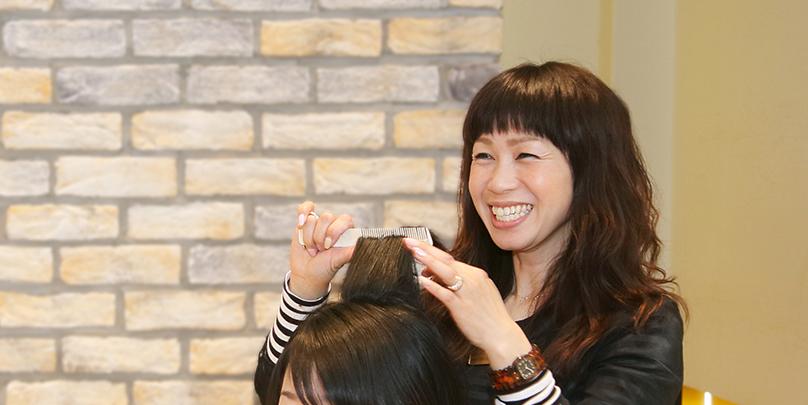 塚田美由貴さん/店長に復帰後、時短のまま月200万を達成!女性スタッフ85名に寄り添う「相談役」とは?