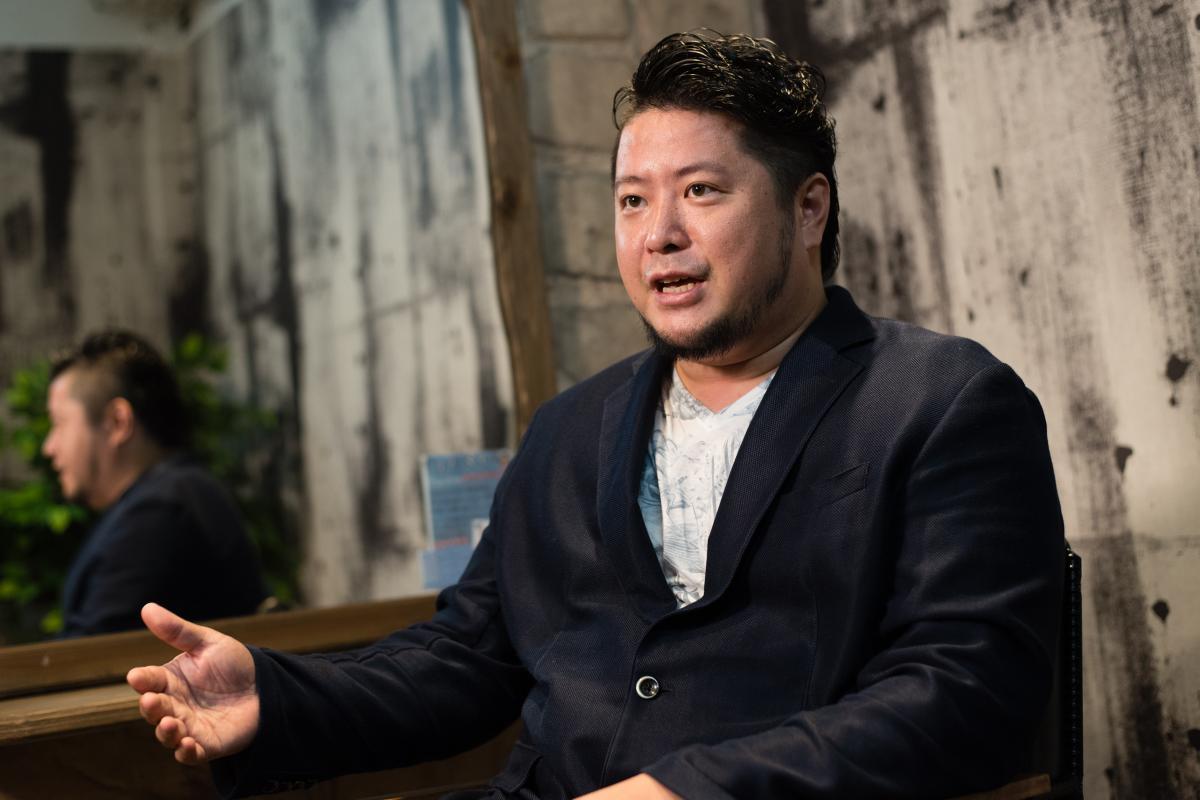 「いろいろなシーンで、女性がしっかりと稼げるフィールドを用意してあげるのが、オーナーの役目」と語る古藤さん
