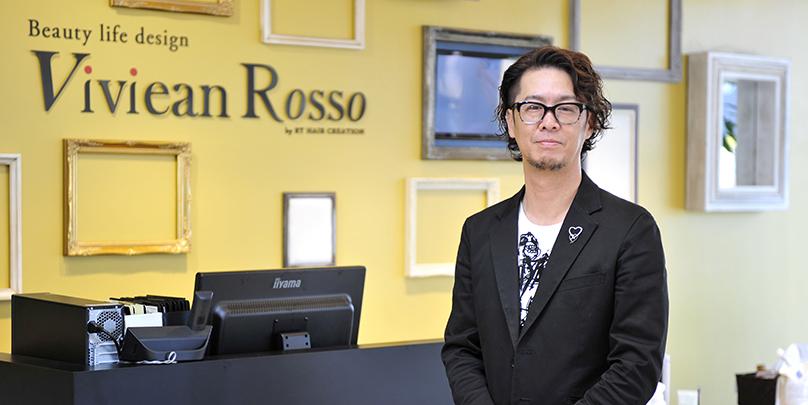 RT HAIR CREATION  代表取締役社長 山本晋爾さん/業界のパイオニアである 経営者が見据える 本当の女性活躍とは?
