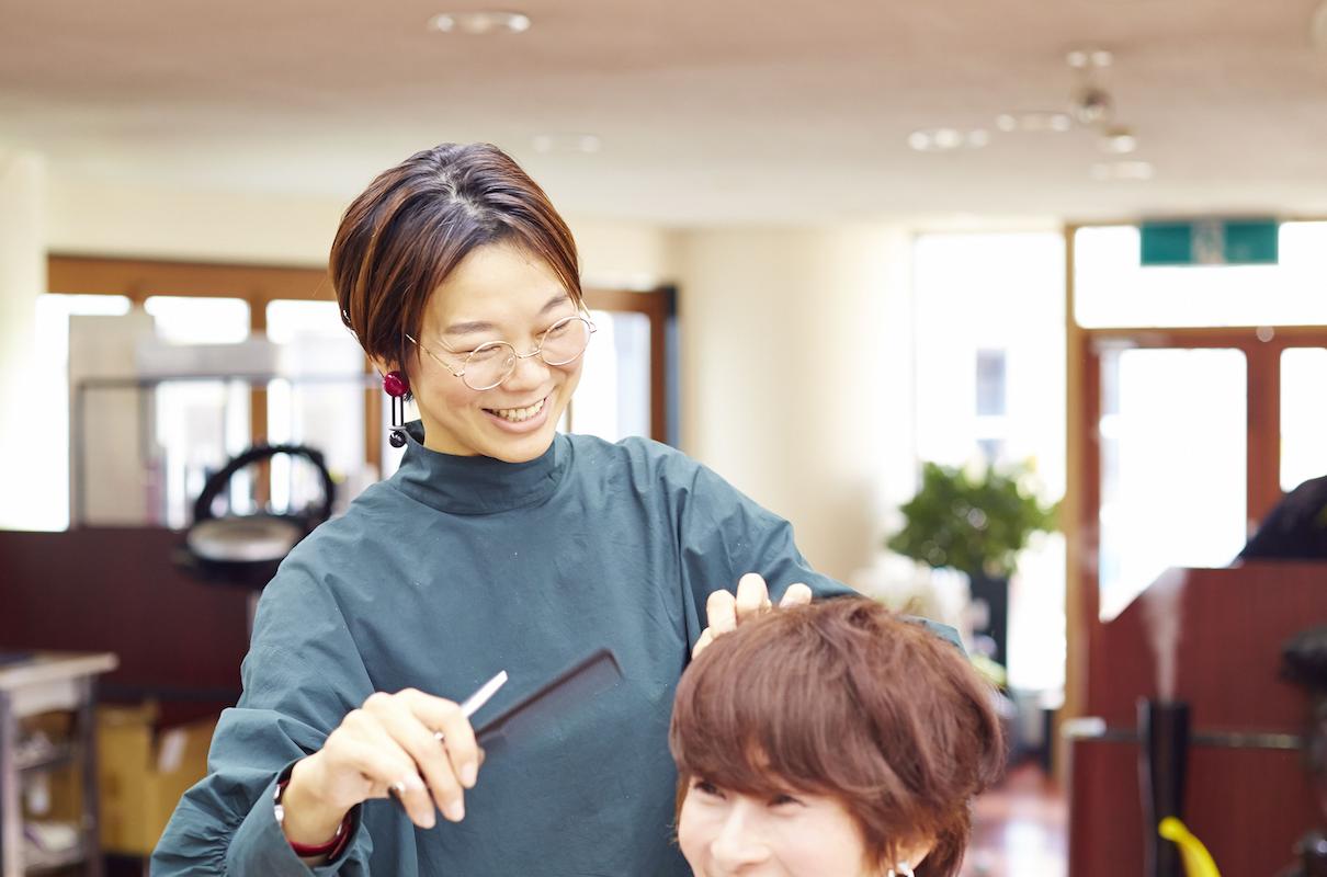 「子育て中は思うように練習ができず、以前は歯がゆい思いがありましたが、今は毎週時間を取ってもらえたお陰で不安が軽くなりました」と須田さん