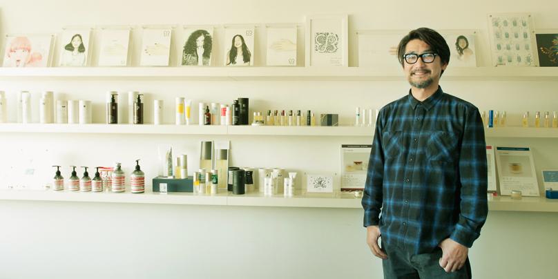 uka 渡邉弘幸さん/ブランディングの力で、uka流トータルビューティを地球上に広げたい。