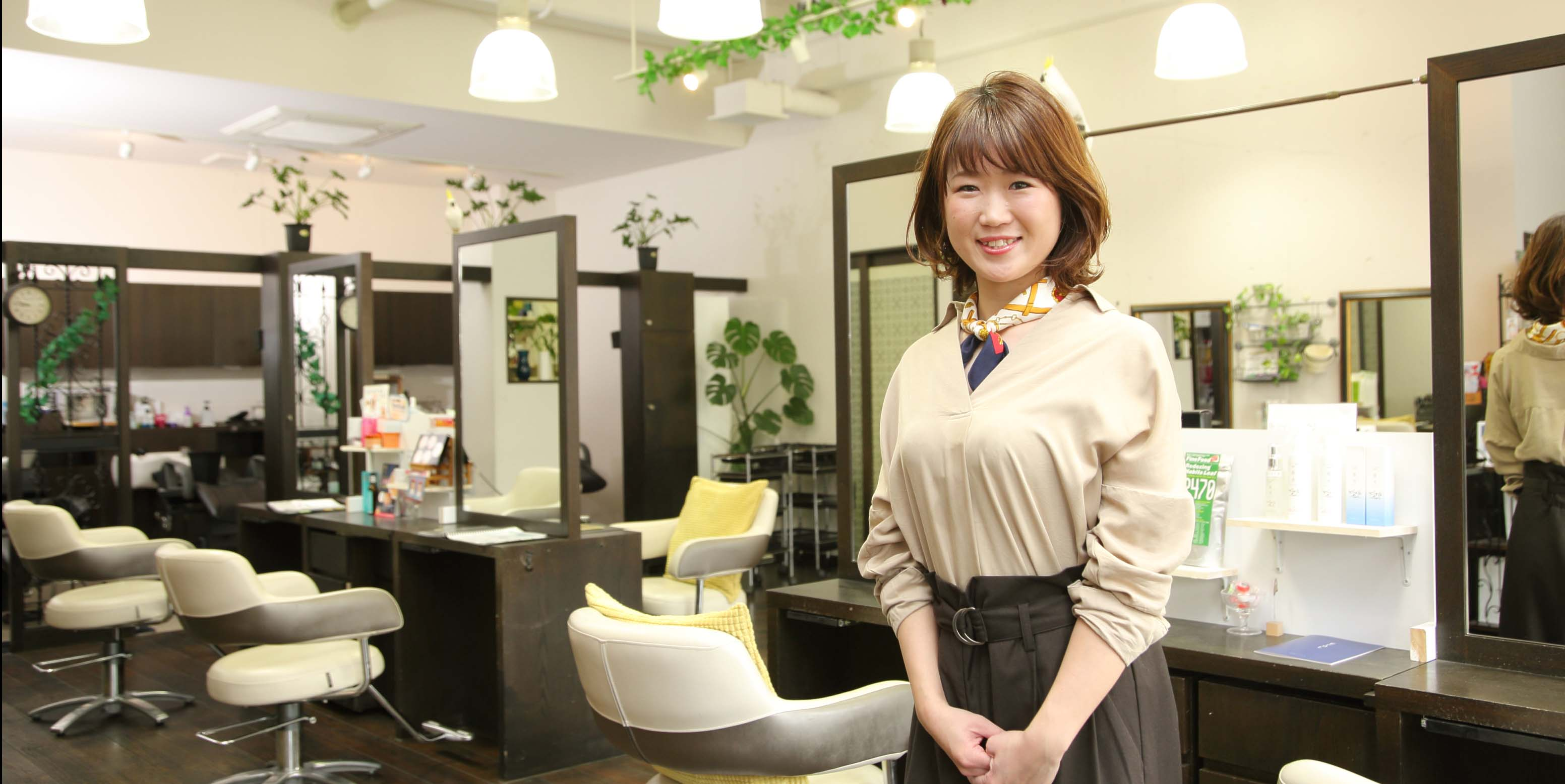 森 友樹さん/アシスタントで妊娠して出産退職。ママで美容師デビューを叶えるまでの道のりとは?