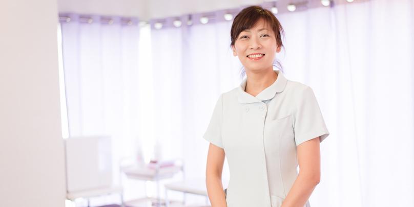 塚田洋美さん/エステサロン店長は、2児のママ! 接客が育児のパワーになる理由とは?