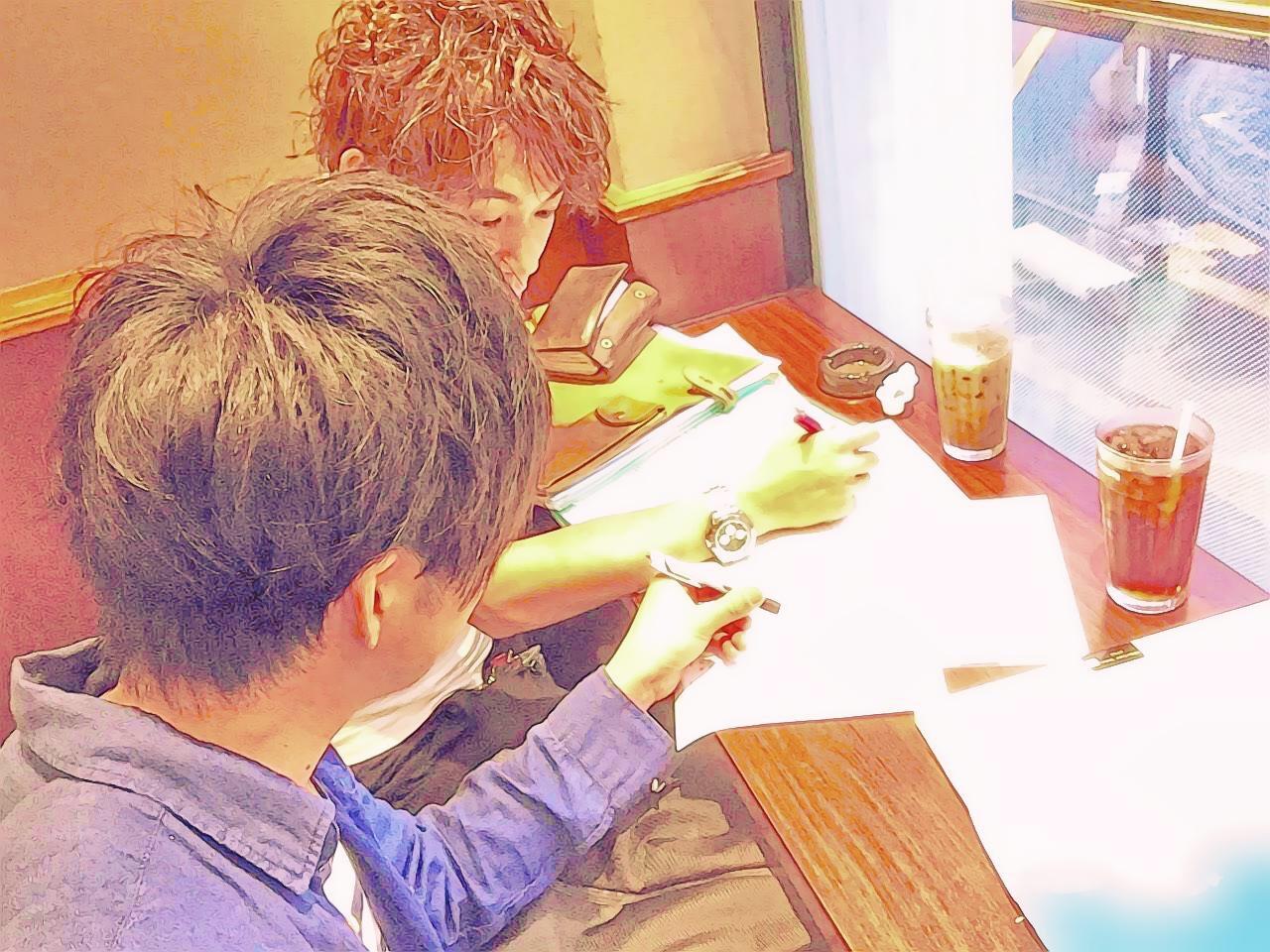 VOL.2/僕たちは、どんな訪問美容師を目指すのか?