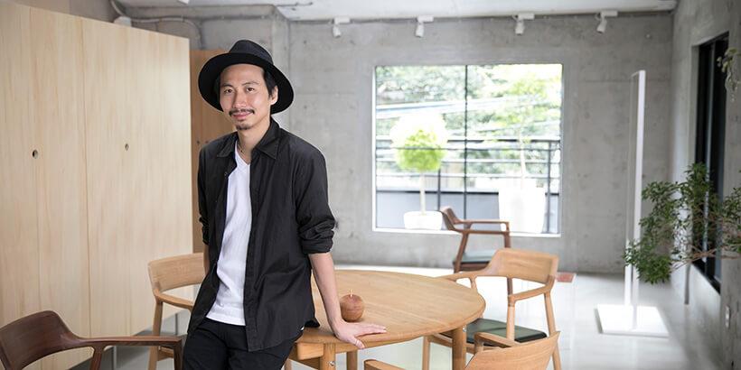 「SIX」代表 久保雄司さん