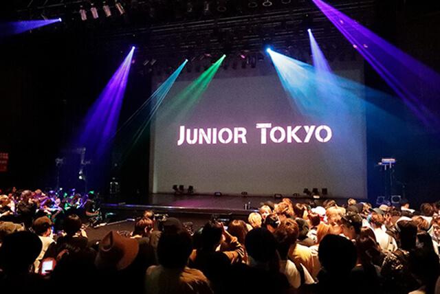 アシスタントによるヘアショー「JUNIOR TOKYO」開催!