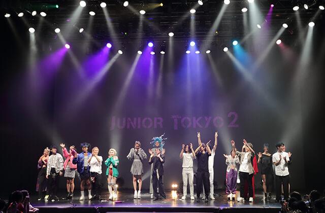 アシスタントによるヘアショー「JUNIOR TOKYO2」開催!