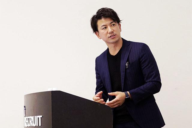 イベントレポート 株式会社MINX world 取締役 菅野 久幸 さん